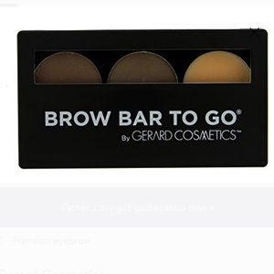 ☮️Gerard cosmetic brow bar to go